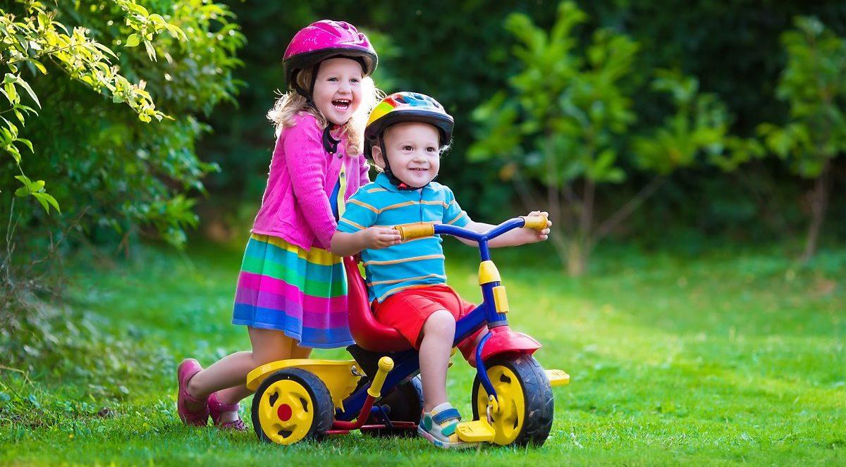 Les caractéristiques d'un tricycle pour bébé