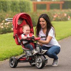 principaux aspects d'un tricycle pour bébé