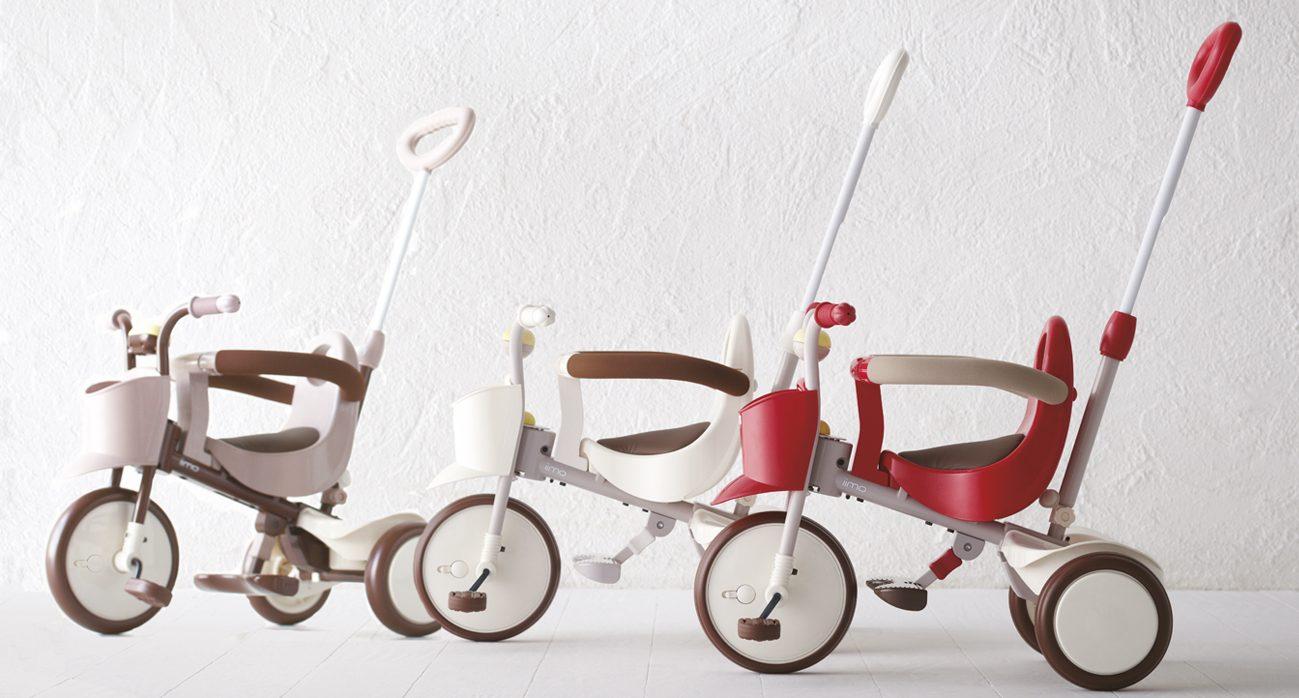 Top 3 des tricycles évolutifs pour bébé